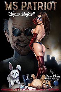 Superheroines And Erotic Peril