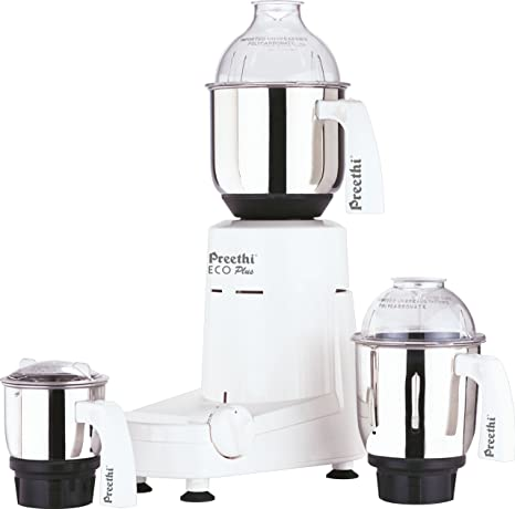 Review Preethi Eco Plus Mixer