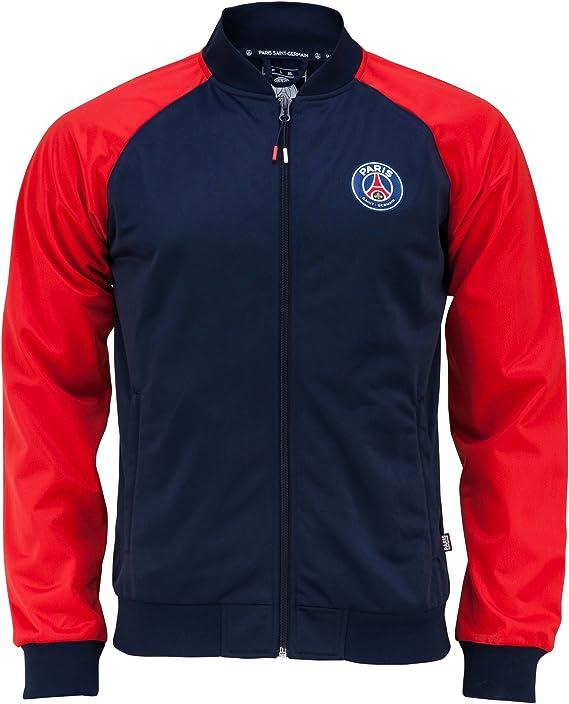 Paris Saint Germain - Chaqueta deportiva oficial para niño, con ...