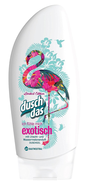 Duschdas Duschgel Exotisch, 6er Pack (6 x 250 ml) 8714100135211