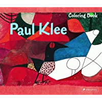 Paul Klee Coloring Book