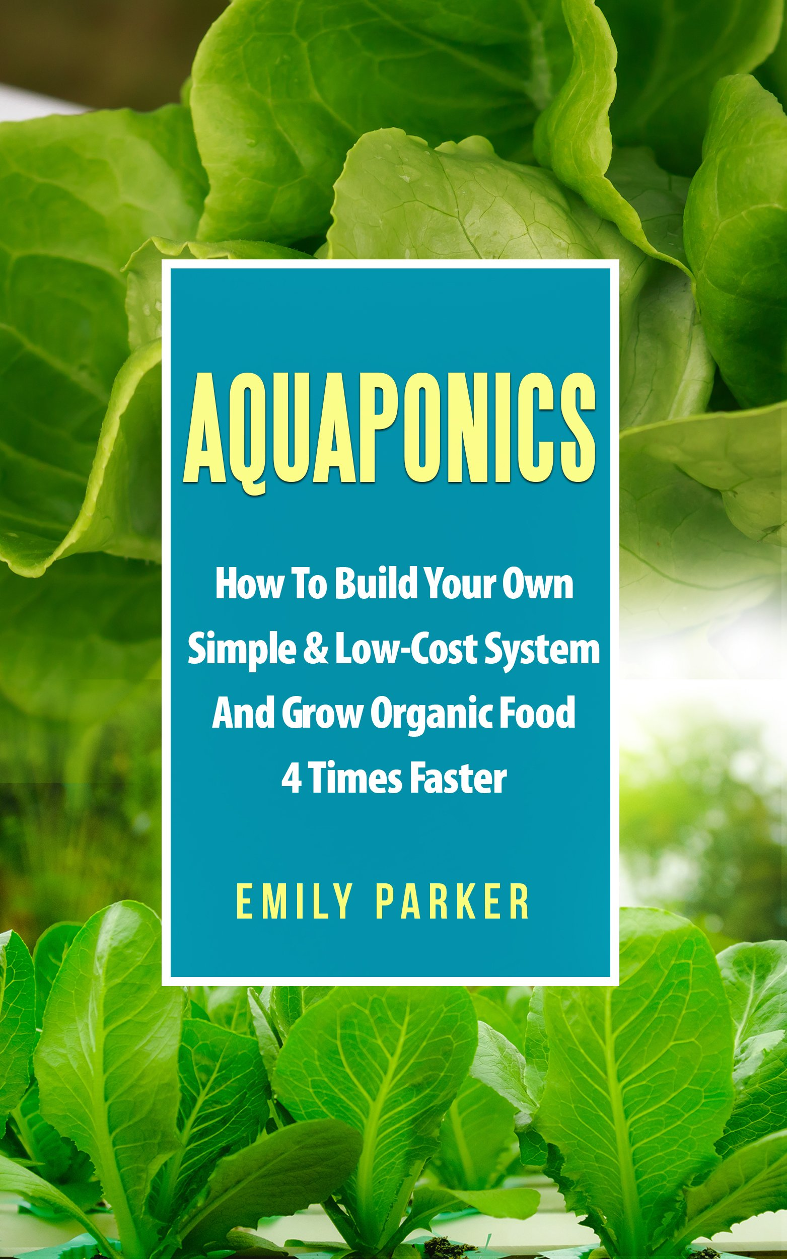 Aquaponics  How To Build Your Own Simple And Low Cost System And Grow Organic Food 4 Times Faster  English Edition