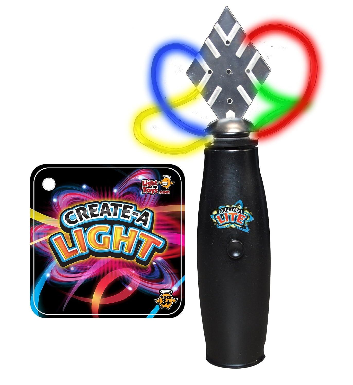 Lightuptoys.com Create-A-Light Changeable Spinning Glow-in-the-dark Light Light Light by LIGHT UP TOYS.COM 5db548