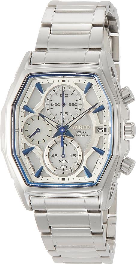 [セイコーウォッチ] 腕時計 ワイアード ソーラー ハードレックス AGAD064