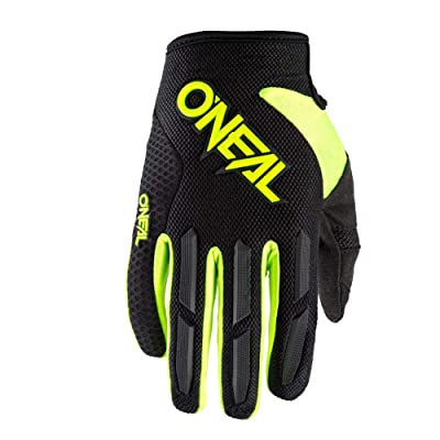 O'Neal E030-408 Element Unisex-Adult Glove (Neon Yellow, 8), 2 Pack: Automotive