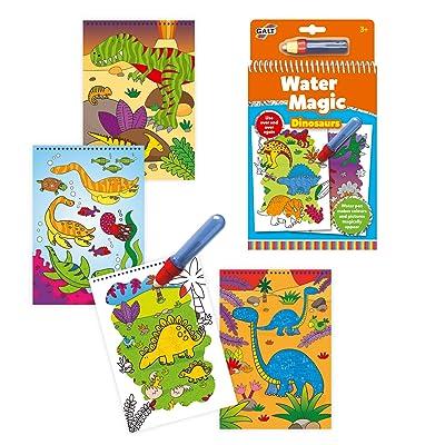 Galt Toys, Water Magic - Dinosaurs: Toys & Games