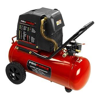 Pro-Force vpf1580719 7-Gallon sin aceite compresor de aire con kit: Amazon.es: Bricolaje y herramientas