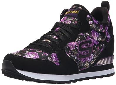 de7848ddb191 Skechers Women s OG 85 - Hollywood Rose Sneakers  Skechers  Amazon ...