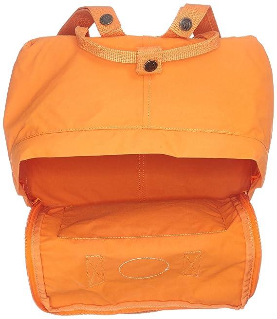 FJÄLLRÄVEN Kånken Mochila, Unisex Adulto, Naranja (Burnt Orange), 24x36x45 cm (W x H x L): Amazon.es: Deportes y aire libre