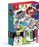 Super Mario Party + Neon Green/ Neon Pink Joy-Con (Nintendo Switch)