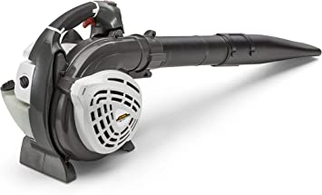 Alpina ABL 27 V aspiradora de hojas Negro, Blanco - Soplador de hojas (Cordless handheld blower, 800 W, Negro, Blanco, 8300 RPM, 109 dB, 55 L): Amazon.es: Bricolaje y herramientas