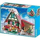 Playmobil 5976 Father Christmas Santa's Home