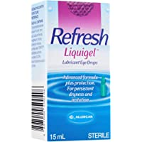 Allergan Refresh Liquigel Lubricant Eye Drops, 15ml,