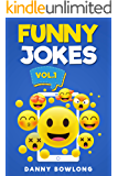 FUNNY JOKES: Thousands of Hilarious Comedy, Jokes, Humor,Parody (VOL.1)