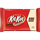 Kit Kat Candy Bar, Crisp Wafers in Milk Chocolate, 3-Ounce Bars (Pack of 24)