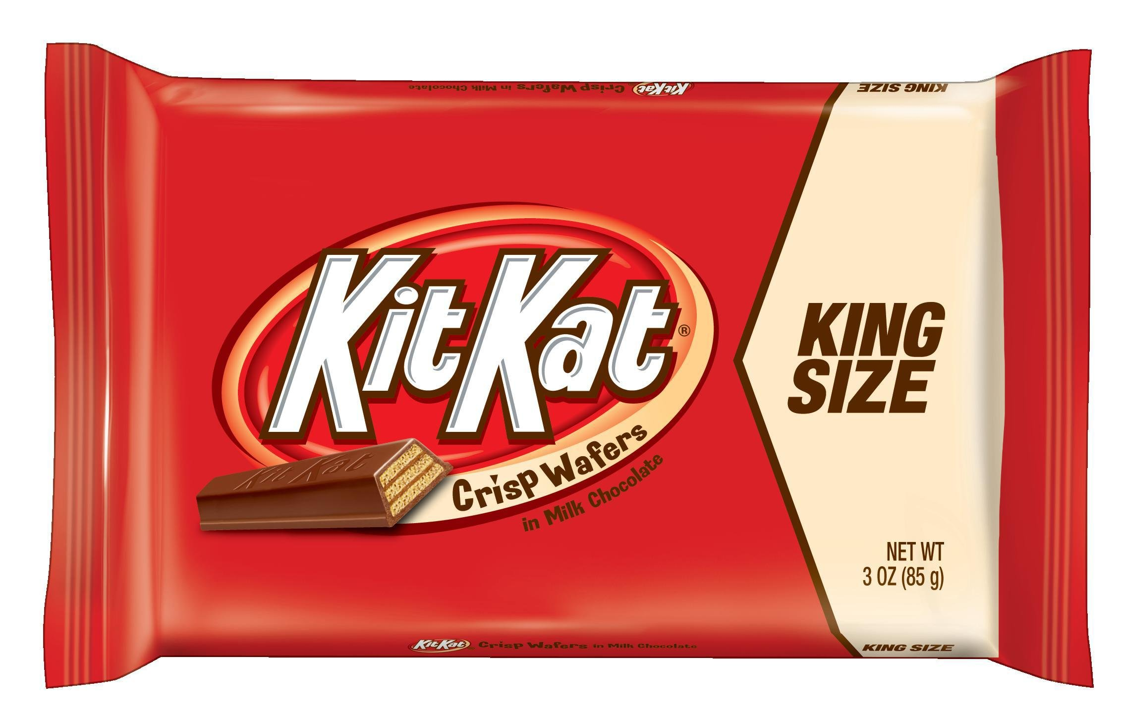 Kit Kat King Size Candy Bar (3 ounce) Box of 24 by Kit Kat