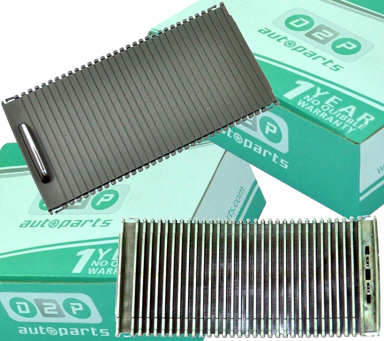 D2P A20468076079051 Centre Console Roller Blind Cover C Class W204 S204