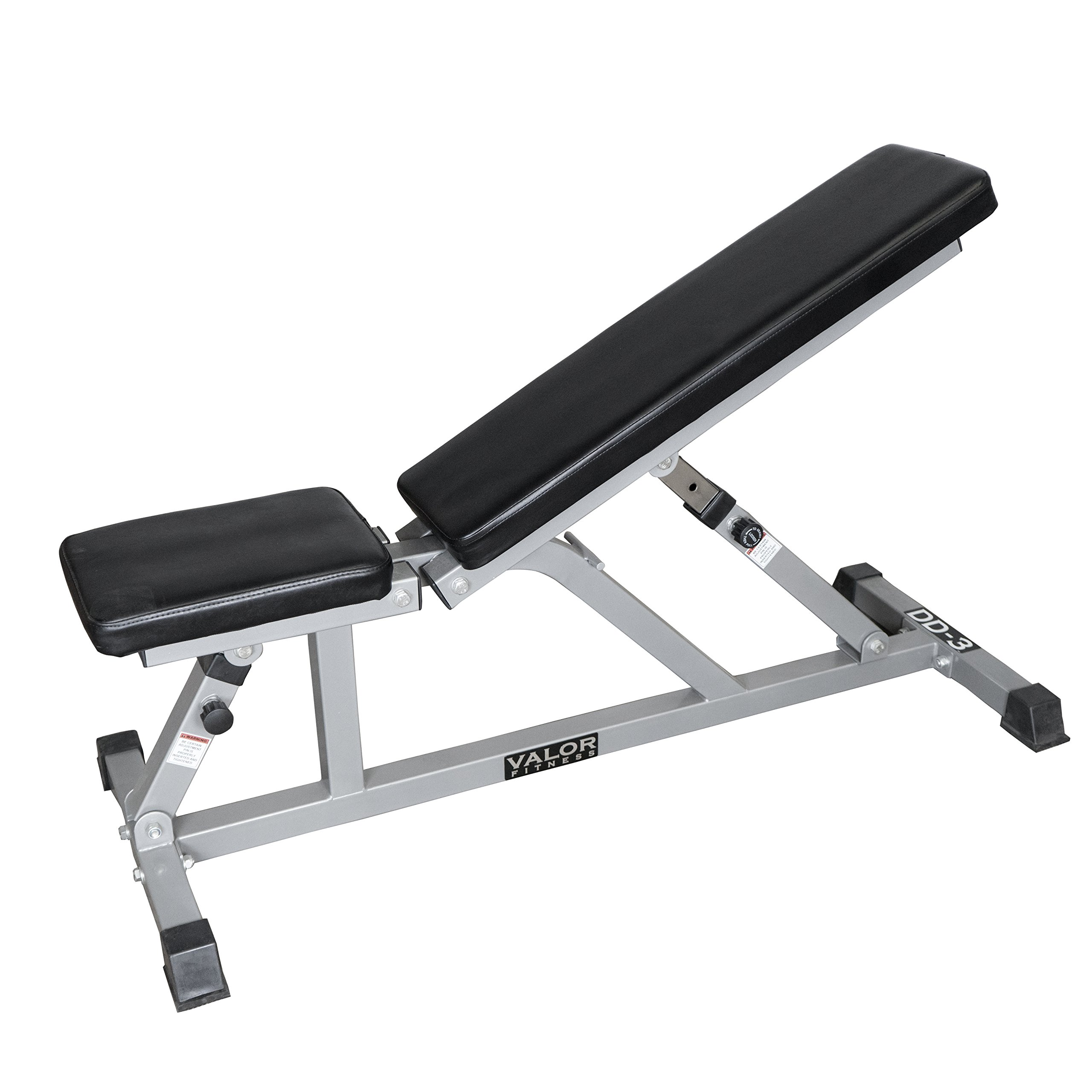 Valor Fitness Incline / Flat Utility Bench by Ironcompany.com (Image #1)