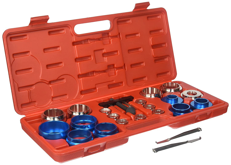 OEMTOOLS 27222 Crankshaft/Camshaft Seal Remover and Installer Kit, 1 Pack GREAT NECK