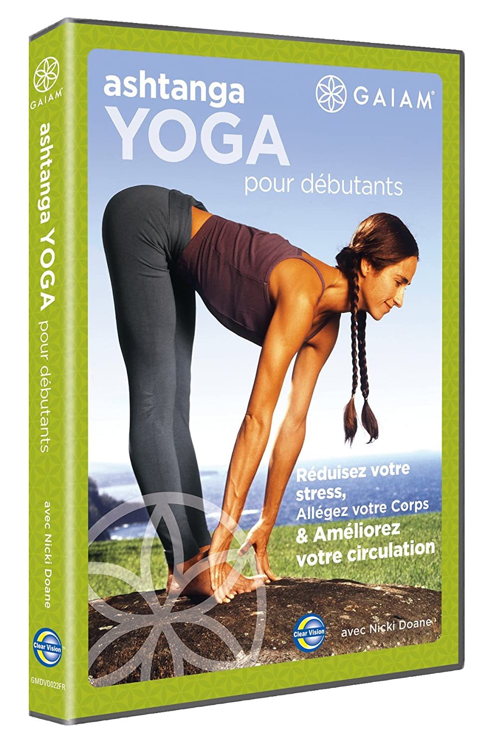 Ashtanga Yoga Beginners Practice [Francia] [DVD]: Amazon.es ...
