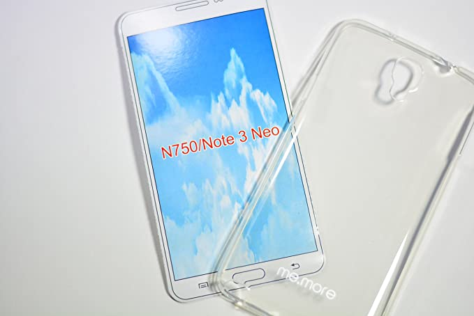 sale retailer a1f8f 9bb05 ASCENSION For Samsung Galaxy Note3 Neo N750 Soft Silicon Jelly Gel ...