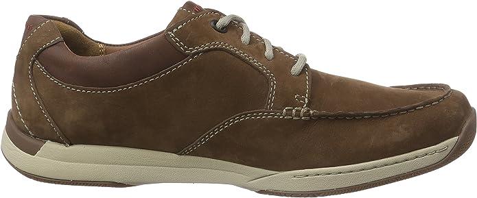 Clarks Herren Javery Time Derby: : Schuhe & Handtaschen
