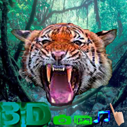Insta face : 3D live