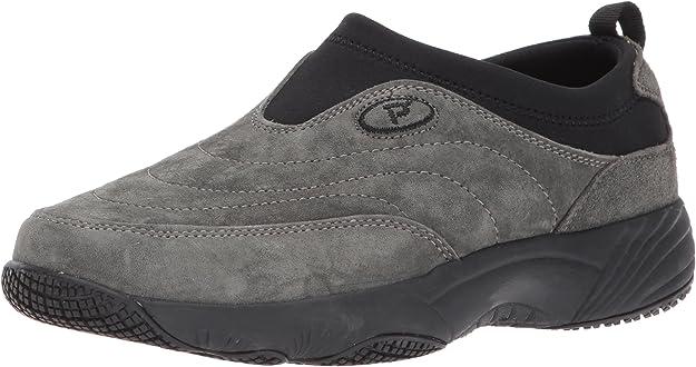 9. Propet Women's W3851 Wash & Wear Slip-On Walking Shoe