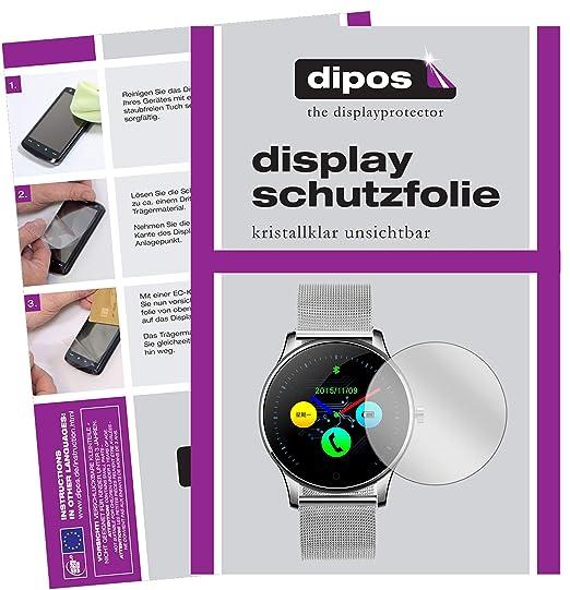 dipos I 6X Protector de Pantalla Compatible con DIGGRO K88H ...