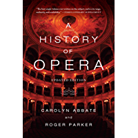 A History of Opera book cover