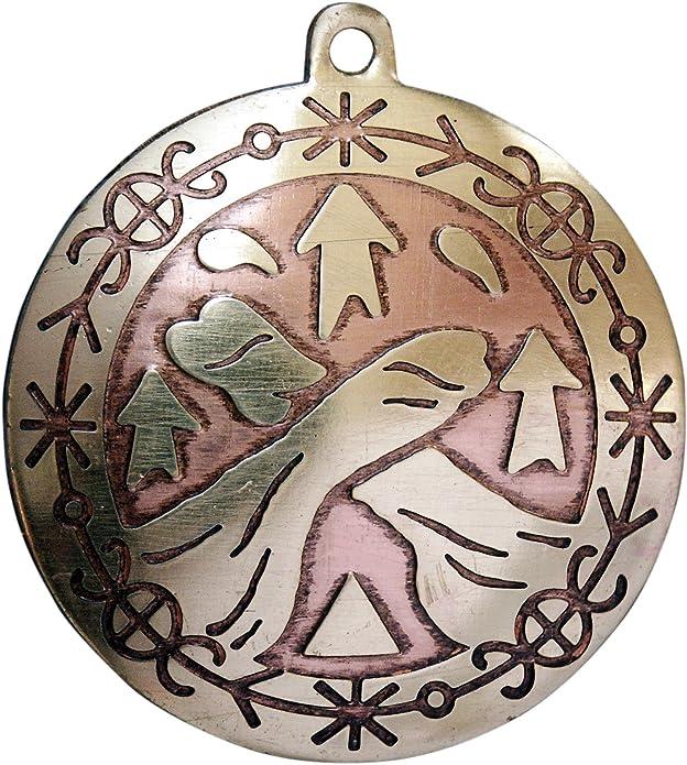 Damballah Veve amulet Voodoo talisman