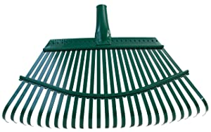 Flexrake 1F Flex-Steel Lawn Rake Head Only
