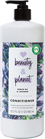 Love Beauty And Planet Smooth and Serene Dry Hair Conditioner for