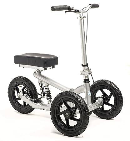 Amazon Com Kneerover Pro All Terrain Knee Walker Aluminum Scooter