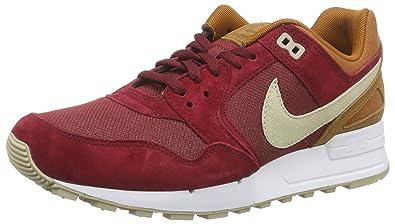 best sneakers 25c6a 0358b Nike Air Pegasus 89 PRM, Baskets Basses Homme, Rouge-Rot (Team