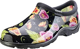 product image for Sloggers 5114BP11 Waterproof Comfort Shoe, 11, Pansy Black/Purple
