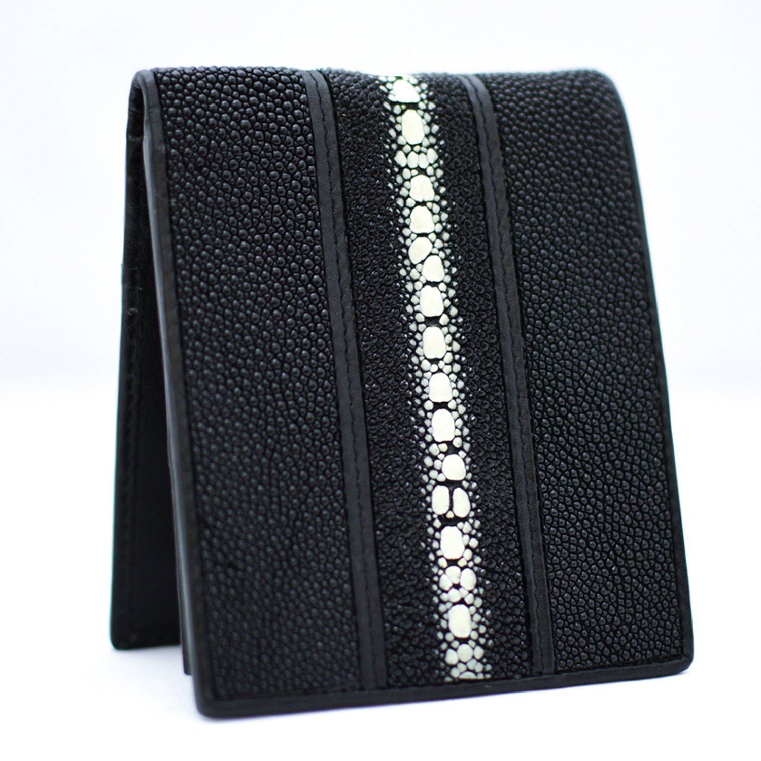 Implora Genuine Long Pearl Stingray Leather Wallet