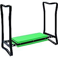 Gardman 34599 - Rodillera y asiento plegable, verde