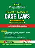 Recent & Landmark Case Laws