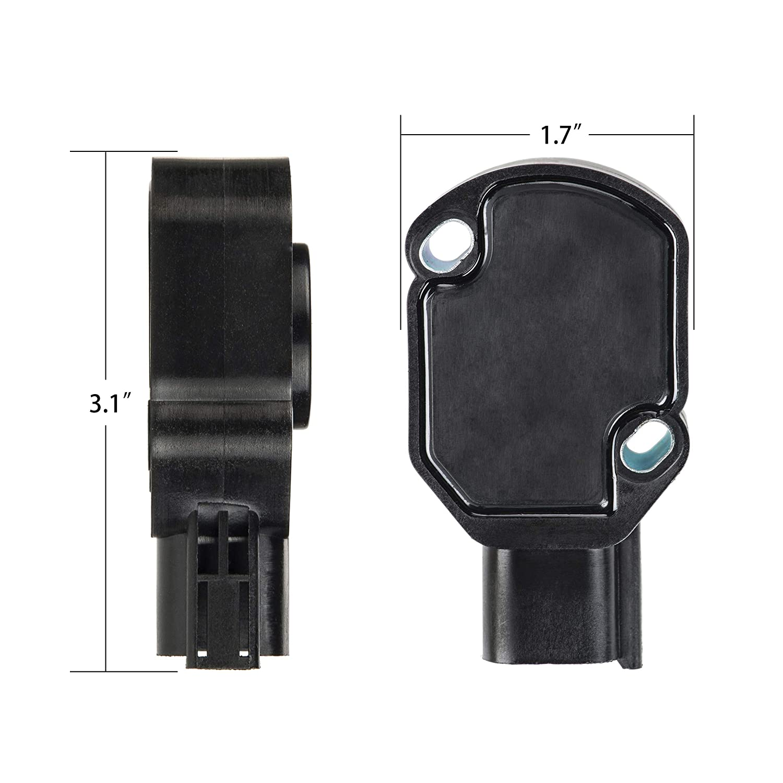 1998-2004 Dodge Ram 2500 53031575 TPS347 3500 56028184AB Replaces# AP63427 Accelerator Pedal Position Sensor APPS 98-04 Cummins Diesel 5.9L TPS Throttle Position Sensor