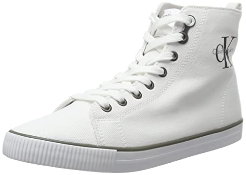 Dolores Canvas, Womens Low-Top Sneakers Calvin Klein Jeans