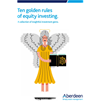 Ten golden rules of equity investing (English Edition)
