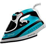Russell Hobbs 21370 Steam glide Professional Steam Iron 2600 W, Blue/Black
