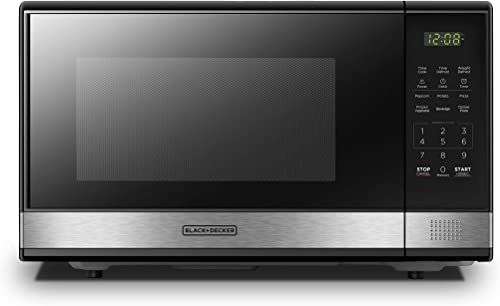Black and Decker EM031MB11 Digital Microwave Oven