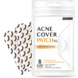 Acne Pimple Patch Absorbing Cover Blemish (XL Square / 8 PATCHES)