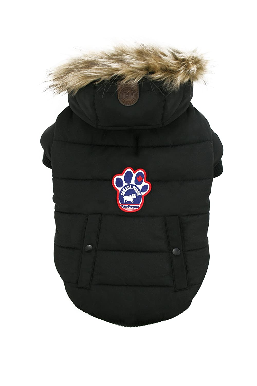 7af178cf98 Canada Pooch North Pole Parka Dog T20 - Black: Amazon.co.uk: Pet Supplies