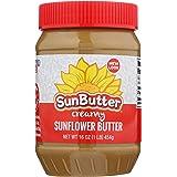 SunButter Sunflower Spread, Creamy, 16 Ounce