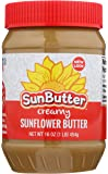 SunButter Sunflower Spread, Creamy, 16 Ounce