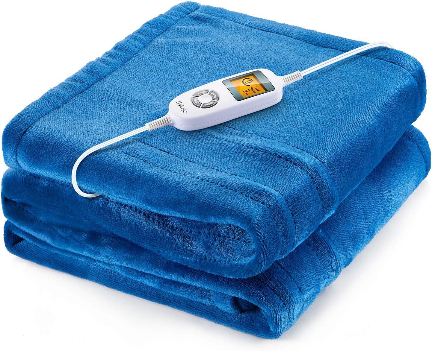 iTeknic Heated Blanket