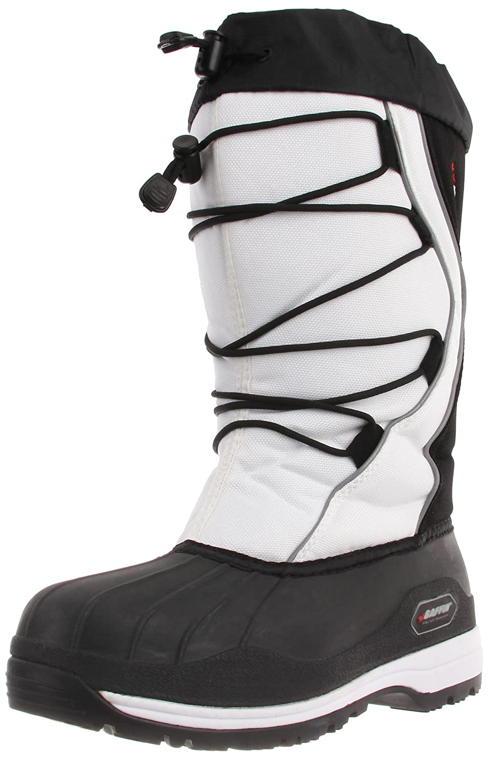 Baffin Women's Ice Field Insulated Boot B006SWJX7K 11 B(M) US|White